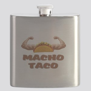 macho taco Flask