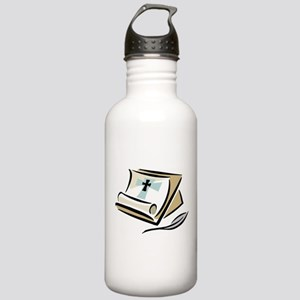 Christianity Stainless Water Bottle 1.0L