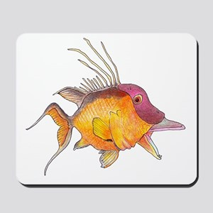 Hogfish Mousepad