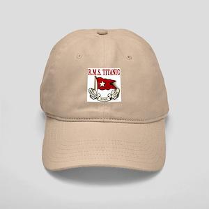 White Star Line: RMS Titanic Cap
