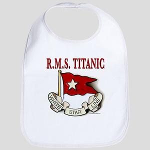 White Star Line: RMS Titanic Bib