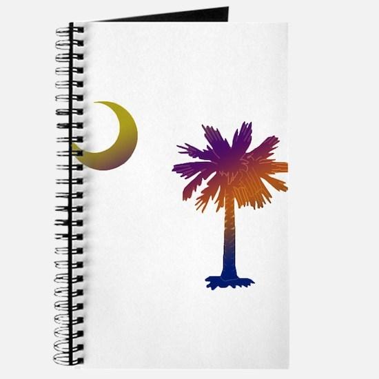 Unique Crescent moon Journal