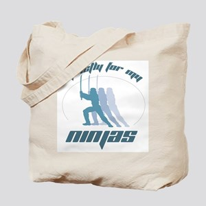 Strictly for my Ninjas -  Tote Bag