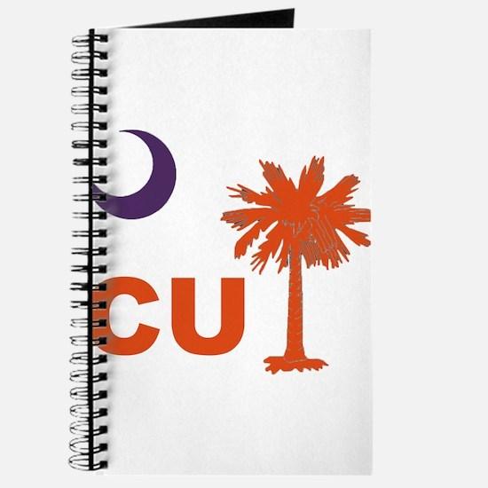 Cute Clemson Journal