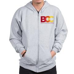 BCC Logo Zip Hoodie
