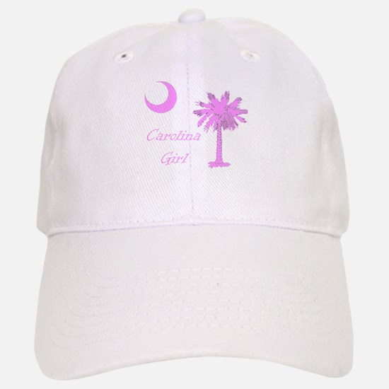 Carolina Girl Baseball Baseball Cap