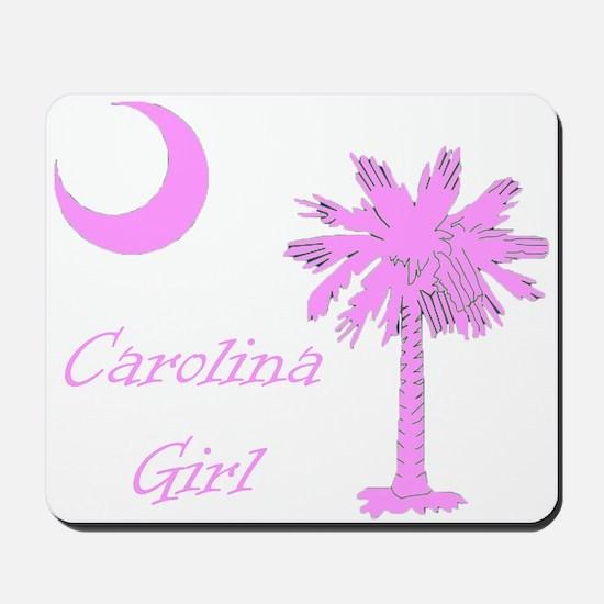 Carolina Girl Mousepad