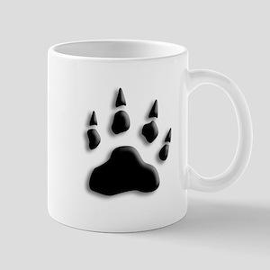 Polar Bear Print Mug