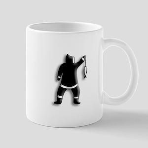 Eskimo Fishing Mug