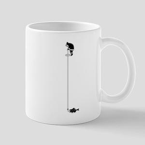 Eskimo Ice-Fishing Mug