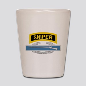 Sniper CIB Shot Glass