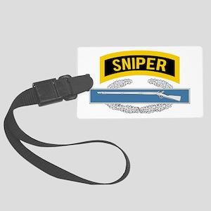 Sniper CIB Large Luggage Tag