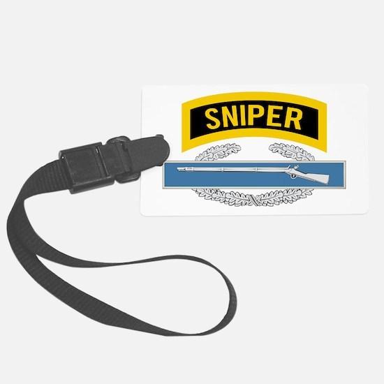 Sniper CIB Luggage Tag