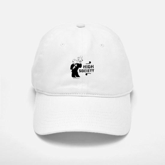 High Society - Baseball Baseball Cap