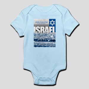 Jerusalem, Israel Infant Bodysuit