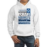 Jerusalem, Israel Hooded Sweatshirt