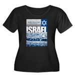 Jerusalem, Israel Women's Plus Size Scoop Neck Dar