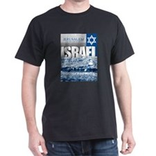 Jerusalem, Israel Dark T-Shirt