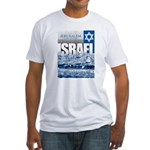 Jerusalem, Israel Fitted T-Shirt