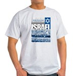 Jerusalem, Israel Light T-Shirt