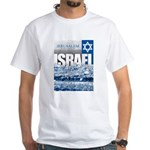 Jerusalem, Israel White T-Shirt