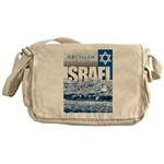 Jerusalem, Israel Messenger Bag