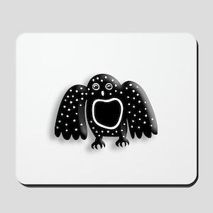 Arctic Owl Mousepad