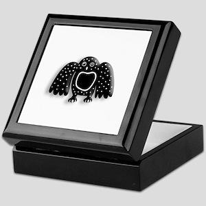 Arctic Owl Keepsake Box