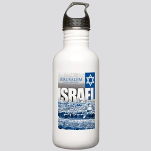 Jerusalem, Israel Stainless Water Bottle 1.0L