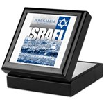 Jerusalem, Israel Keepsake Box