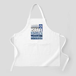 Jerusalem, Israel Apron