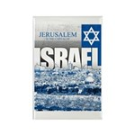 Jerusalem, Israel Rectangle Magnet (10 pack)