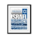 Jerusalem, Israel Framed Panel Print