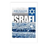Jerusalem, Israel Postcards (Package of 8)