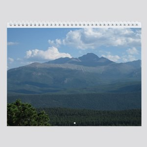 Wall Calendar from Colorado
