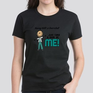 Bald 5 Teal (SFT) T-Shirt