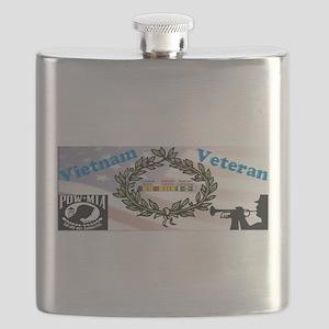 Vietnam Laurel Flask