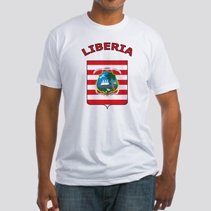 Liberia Fitted T-Shirt