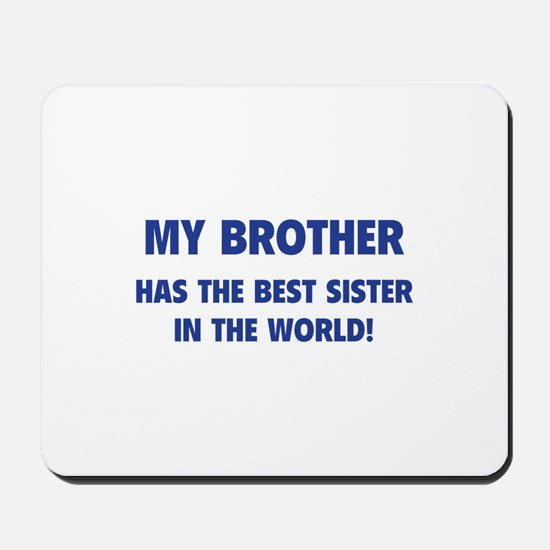 My Brother Mousepad