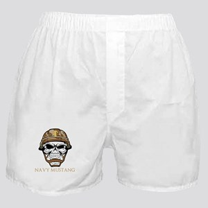 US Navy Mustang Boxer Shorts