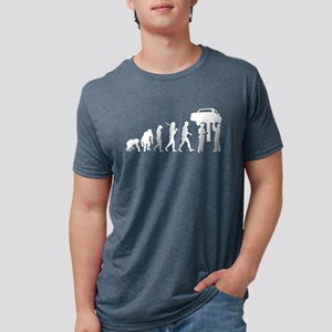 Auto Mechanic Mens Tri-blend T-Shirt