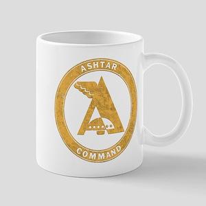 UFO Ashtar Command - Pulp Logo Mug