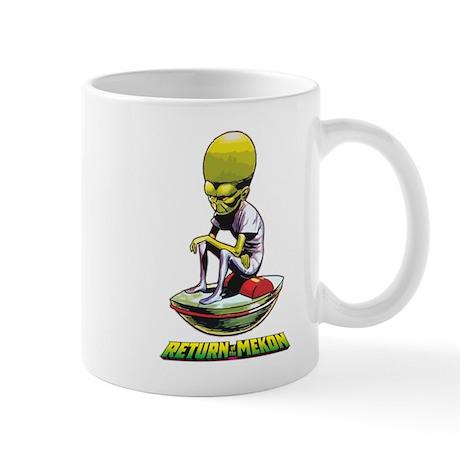 Retrurn of the Mekon scifi vintage Mug