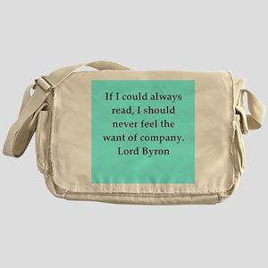 lordbyrom5 Messenger Bag