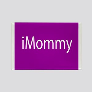 iMommy app button Rectangle Magnet