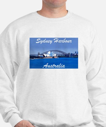Sydney Harbour Painting Jumper