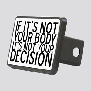ProChoice Rectangular Hitch Cover