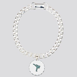 Military Charm Bracelet, One Charm
