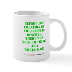 The Federal Reserve and World War Mug