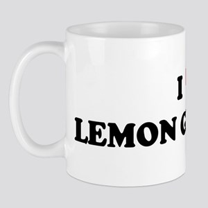 I Love LEMON GROVE Mug